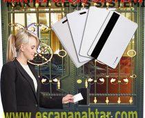 kartlı geçiş göstergeç sistemi